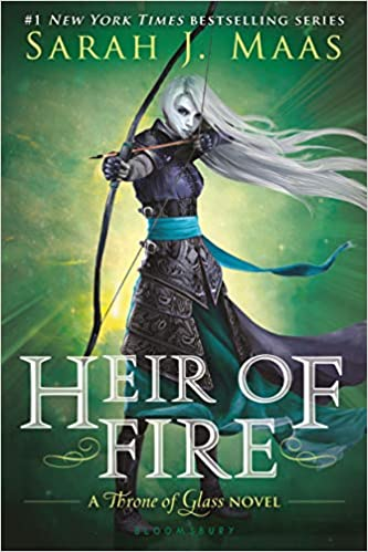 Amazon.com: Heir of Fire (Throne of Glass) (9781619630673): Maas ...