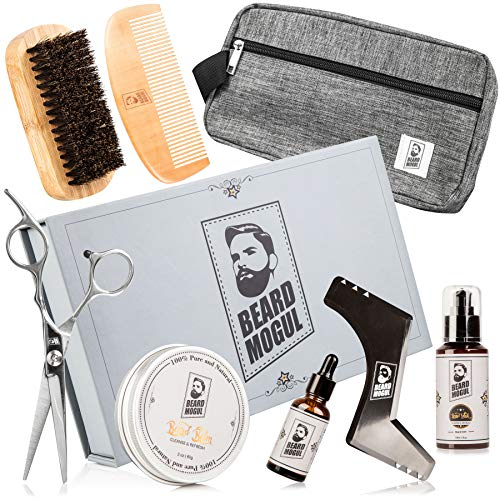Beard Mogul Grooming Care Kit product image