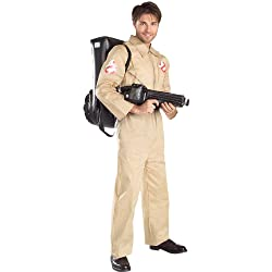 Ghostbuster costume for men