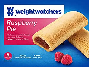 WeightWatchers Raspberry Bars - 240g