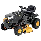"Poulan Pro 960420183 Briggs and Stratton 15.5 hp Pedal Control Automatic Drive Riding Mower, 42"" 46000 Outdoor Power Issue - Over LTL Weight Max"