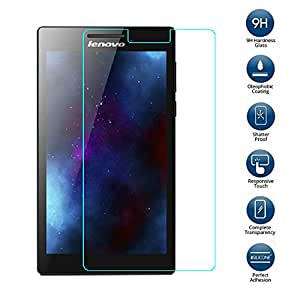 Generic 9H Premium Tempered Glass Screen Protector pour Lenovo Tab2 A7-10F 7inch