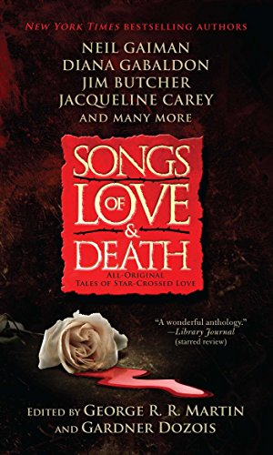 book cover of Songs of Love and Death