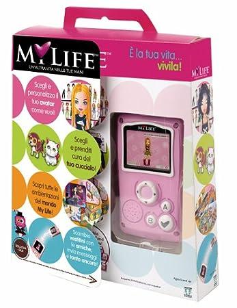 Consolle My Life.Giochi Preziosi Gi Console My Life Multicolore 3 Cp2116