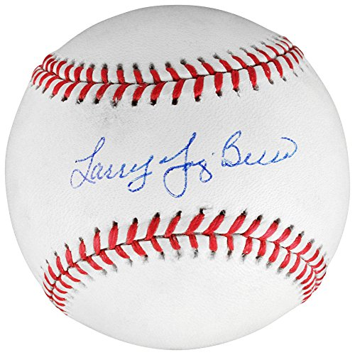 (Yogi Berra New York Yankees Autographed Baseball with Larry Yogi Berra Inscription - PSA/DNA Certified)