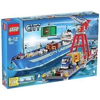 Lego city port toys games for Garage n4 auto duppigheim
