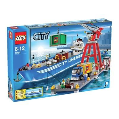 Lego City - Port