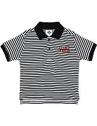 Creative Knitwear University of Louisiana at Lafayette Ragin' Cajuns Striped Polo Shirt