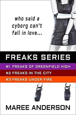 book cover of Freaks Series Bundle