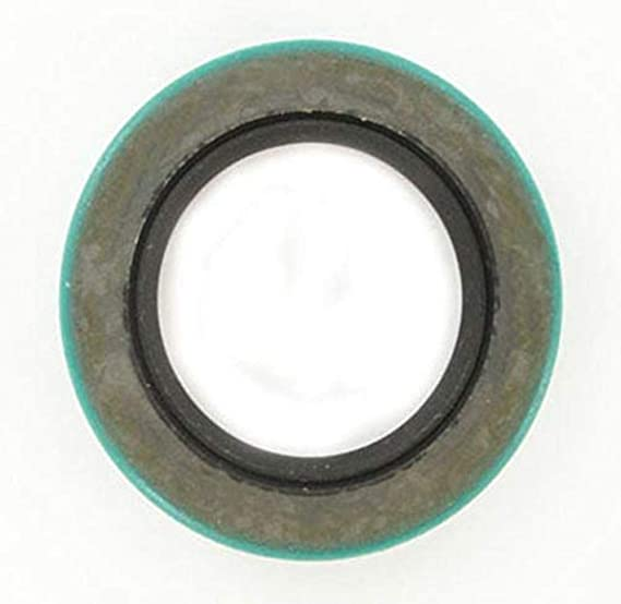 Single Lip with Spring 16078 Fluoro Rubber 0.3125 in Width 2.2500 in OD 1.6250 in Shaft CRW1 Design CRW1 Fluoro Rubber Oil Seal CR Seals SKF