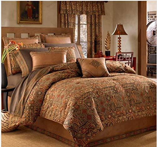 Croscill Payson 4 PC Queen Comforter Set -