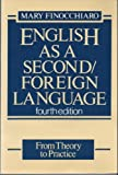 img - for English As a Second/Foreign Language: From Theory to Practice by Mary Finocchiaro (1989-05-01) book / textbook / text book