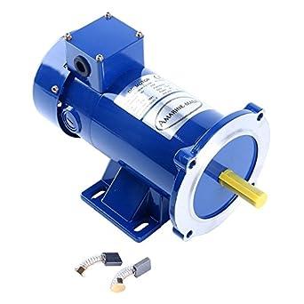 Permanent Magnet Dc Motor Tenv 1 2hp 56c 90v 1750rpm