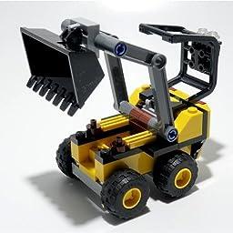Amazon Co Jp レゴ Lego シティ 工事現場のシャベルカー ブロック おもちゃ 男の子 車 おもちゃ