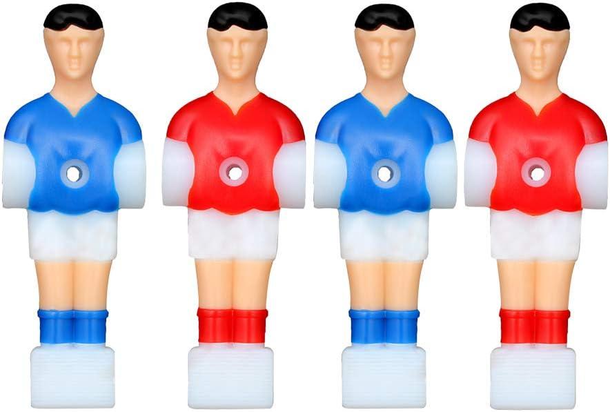 VORCOOL 4 Piezas de reemplazo de Jugadores de futbolín futbolín ...