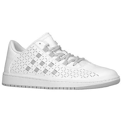 Nike Jordan Illusion Low Men s Basketball Shoes White/White Grey Mist 705146 100 (10)