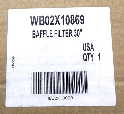 30' Baffle Filter (GE WB02X10869 Baffle Filter 30')