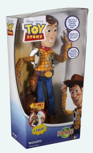 e00a015182c15 Mattel Toy Story 3 - Muñeco parlante de Woody  Amazon.es  Juguetes y juegos