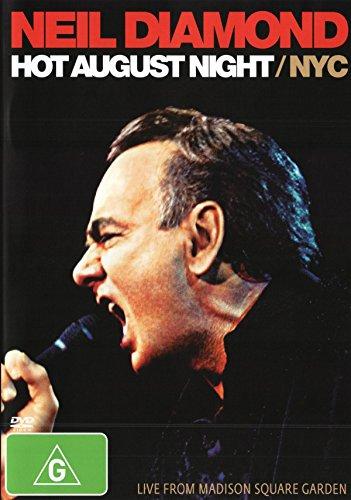 Hot August Night / NYC [DVD]]()