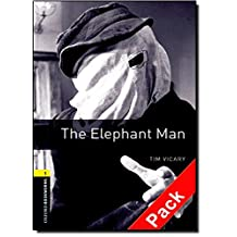 Oxford Bookworms Library, New Edition: Level 1 (400 headwords) The Elephant Man Audio CD Pack