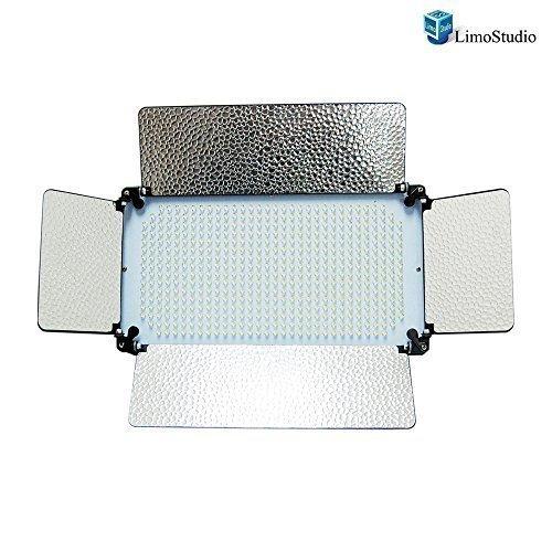 LimoStudio Photo Video Studio Lighting 500 LED Video Continuous Lighting Panel by LimoStudio