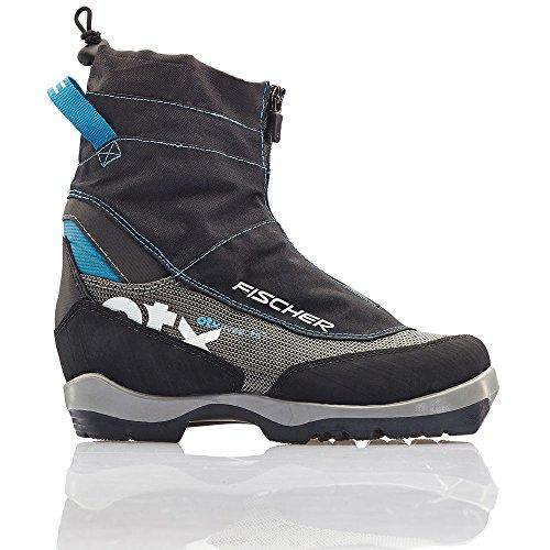 Fischer Ski Shop - Fischer Women's Offtrack 3 BC My Style Ski Boots Black/Blue 40