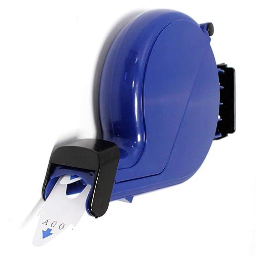 Cablematic - Dispensador de tickets Su Turno color azul: Amazon.es: Electrónica