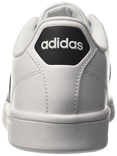 Uomo Advantage CF Ftwwht da Ftwwht Scarpe Tennis adidas Cblack 000 Bianco 5wXxqBdw0