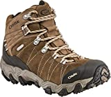 Oboz Women's Bridger Bdry Hiking Boot,Walnut,8.5 M US