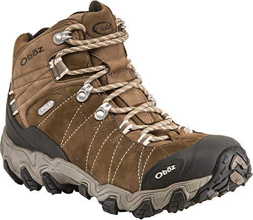 Oboz Women's Bridger Bdry Hiking Boot,Walnut,7.5 M US