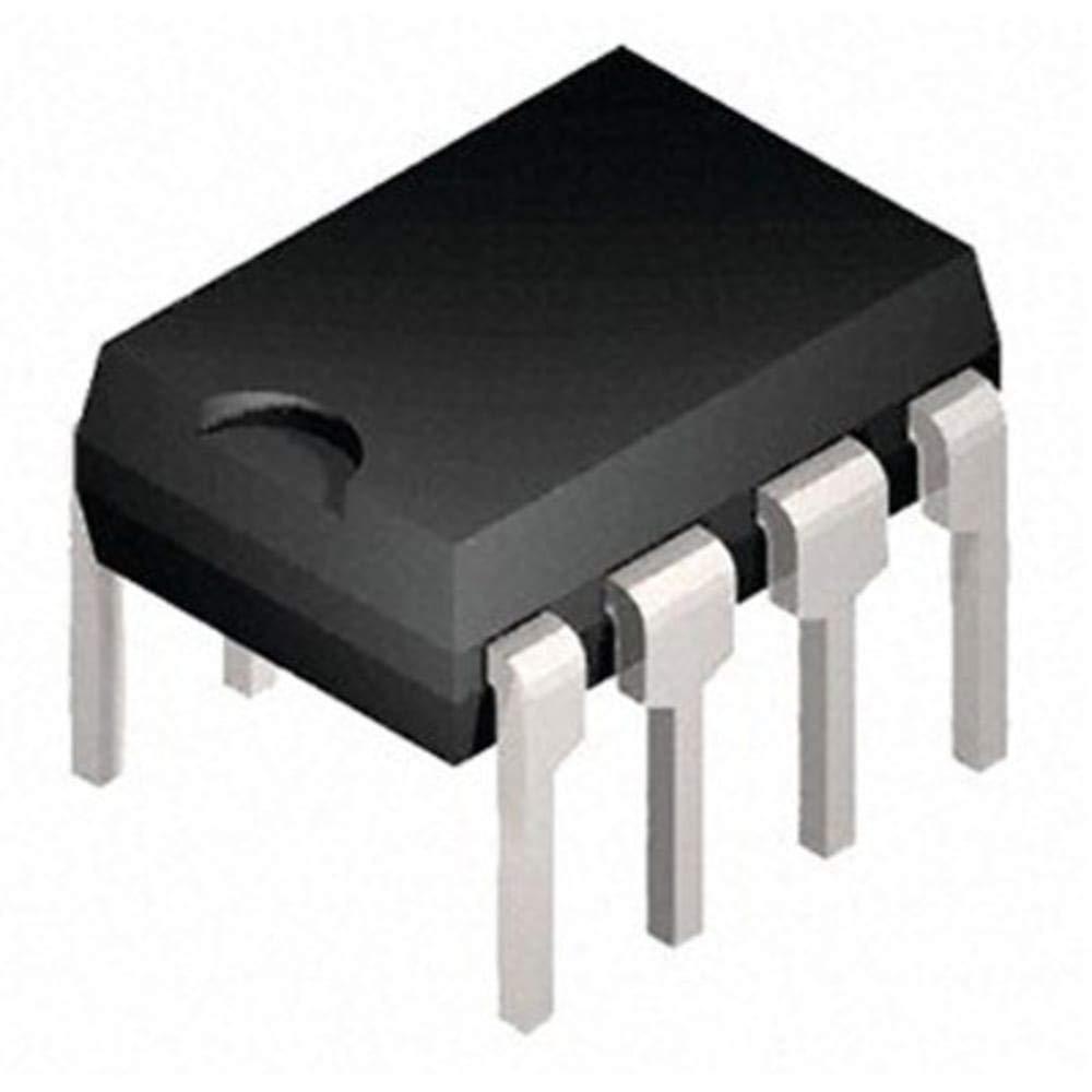 SFH6345 DC Input Transistor Output Optocoupler; Through Hole; 8-Pin PDIP, Pack of 20