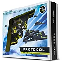 Protocol Stealthwing 4 Channel Radio Control Quad-Copter