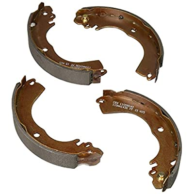 Centric (110.09240) Brake Shoe: Automotive