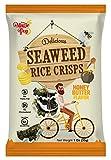 Seaweed Rice Crisps - Honey Butter Flavor (16 pack)