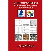 Autodesk Revit Architecture: Optimiza el tiempo con la utilización de Texturas y Hatchs (Spanish Edition)