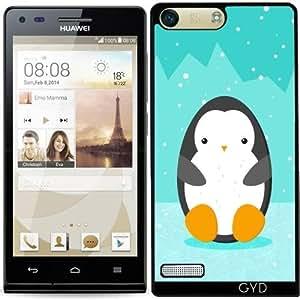 Funda para Huawei AscendP7 Mini - Pingüino by eDrawings38