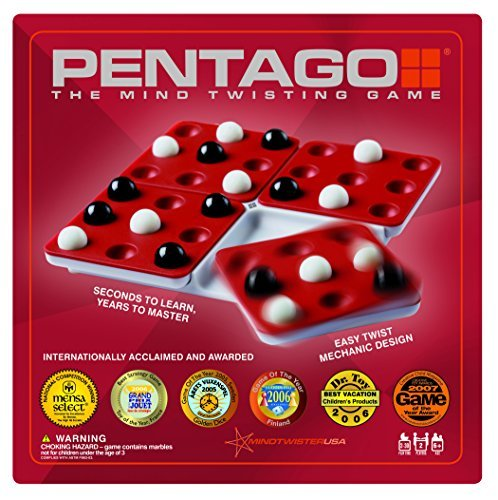 Pentago CE Game from Mindtwister USA