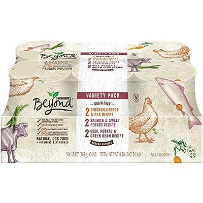 Purina Beyond Natural Grain Free Ground Wet Dog Food