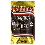 Mahatma Long Grain & Wild Rice 4.5 Oz (Pack of 3)