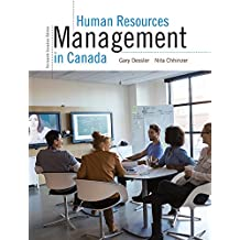 Human Resources Management in Canada, Thirteenth Canadian Edition Plus MyManagementLab XL with Pearson eText -- Access Card Package (13th Edition)
