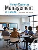 Human Resources Management in Canada, Thirteenth Canadian Edition (13th Edition)