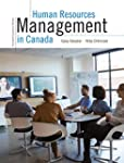Human Resources Management in Canada,...