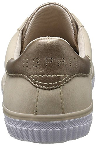 Sneakers Stringate Esprit Damen Riata Beige (pelle Beige 280)