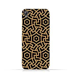 Infinix Zero 2 X509 TPU Silicone Protective Case with Morocco Traditional Arabic Pattern