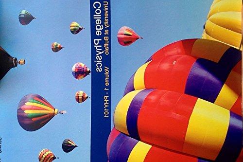 College Physics Volume 1 (University at Buffalo PHY 101)
