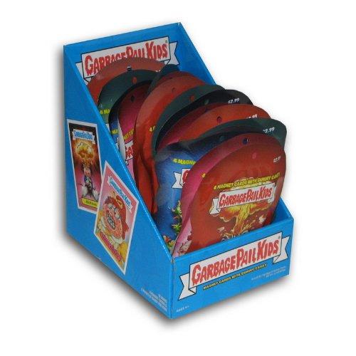Garbage Pail Kids Magnet Cards & Candy ()