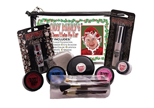Bobbie Weiner Mrs. Claus Professional Character Makeup Kit
