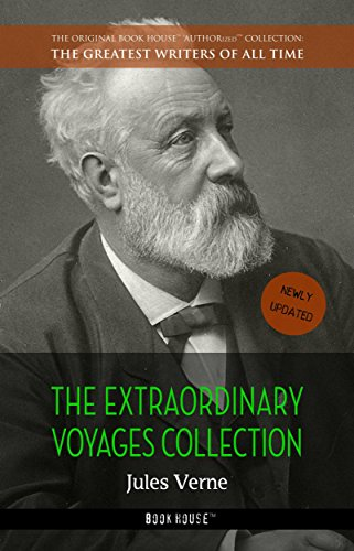 [E.B.O.O.K] Jules Verne: The Extraordinary Voyages Collection (The Greatest Writers of All Time Book 42) [Z.I.P]