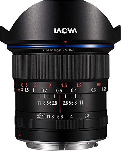 Venus Optics Laowa 12mm f/2.8 Zero-D Lens for Nikon F