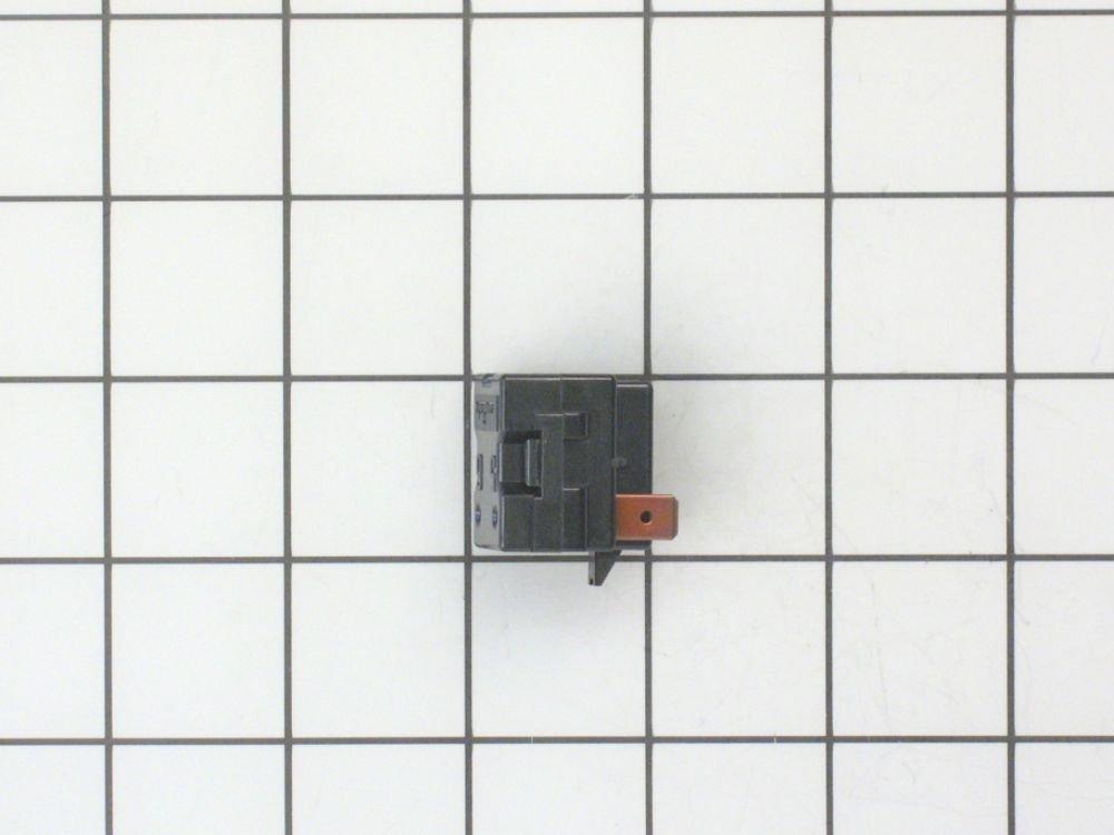 Ge WR07X26749 Refrigerator Compressor Start Relay Genuine Original Equipment Manufacturer (OEM) Part